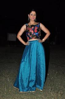 Anchor Shilpa Chakravarthy Latest Stills At Premikudu Movie Audio Launch 0035