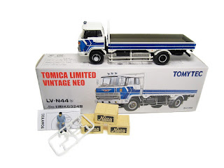 Tomica Limited Vintage NEO LV-N44b Hino KB324 Truck(Special Livery)