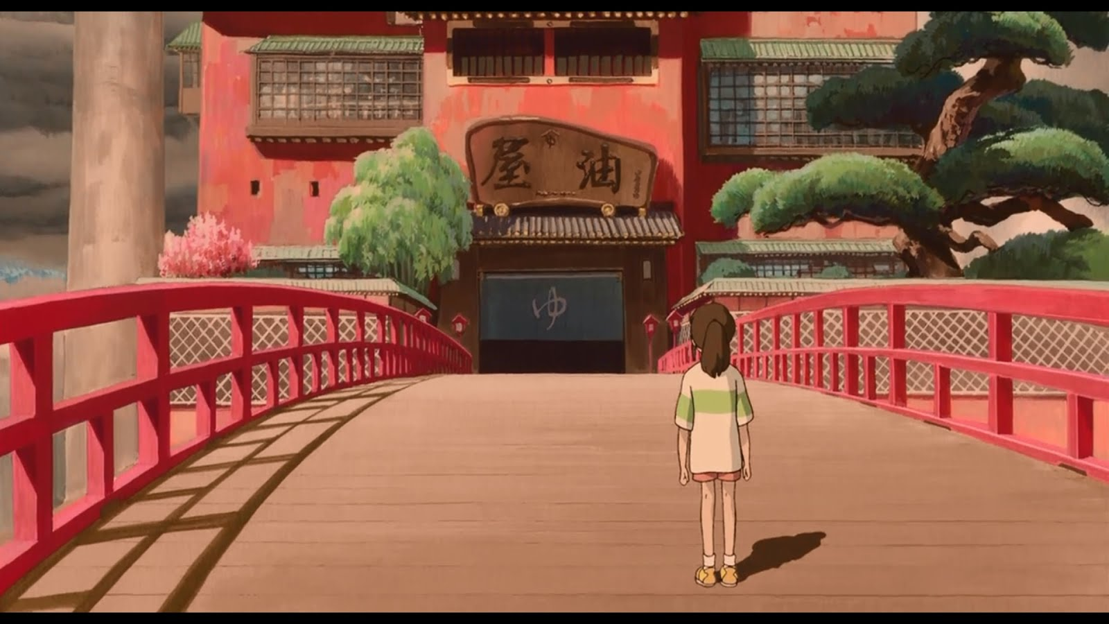 Ghibli S Wonderland Spirited Away Never Forget Who We Are No Matter What Happens