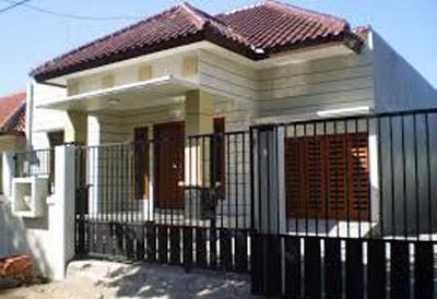 bentuk rumah sederhana di jawa modern