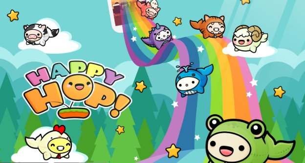 Happy Hop: Kawaii Jump Apk Free on Android Game Download