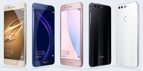 Honor-8-colors-mobile