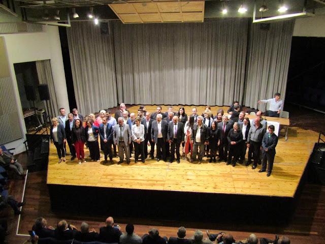 Εντυπωσιακή η εκδήλωση του Γιάννη Μπουντρούκα στην Καλαμάτα