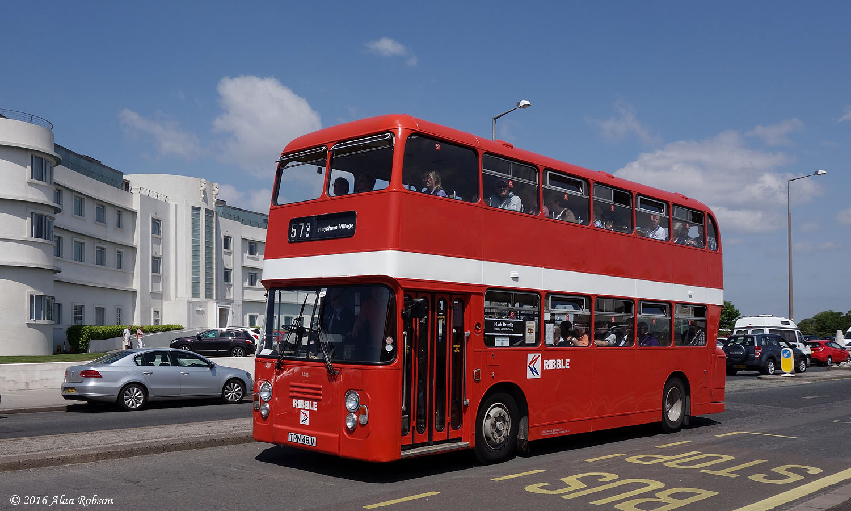 Blackpool Tram Blog Rvpt Morecambe Running Day