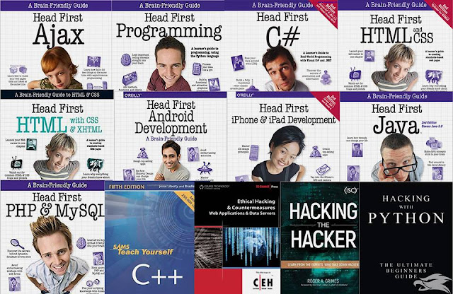Share 50 Ebook về lập trình & bảo mật hay !