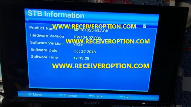 ECHOLINK HQ8000 HD RECEIVER POWERVU KEY NEW SOFTWARE