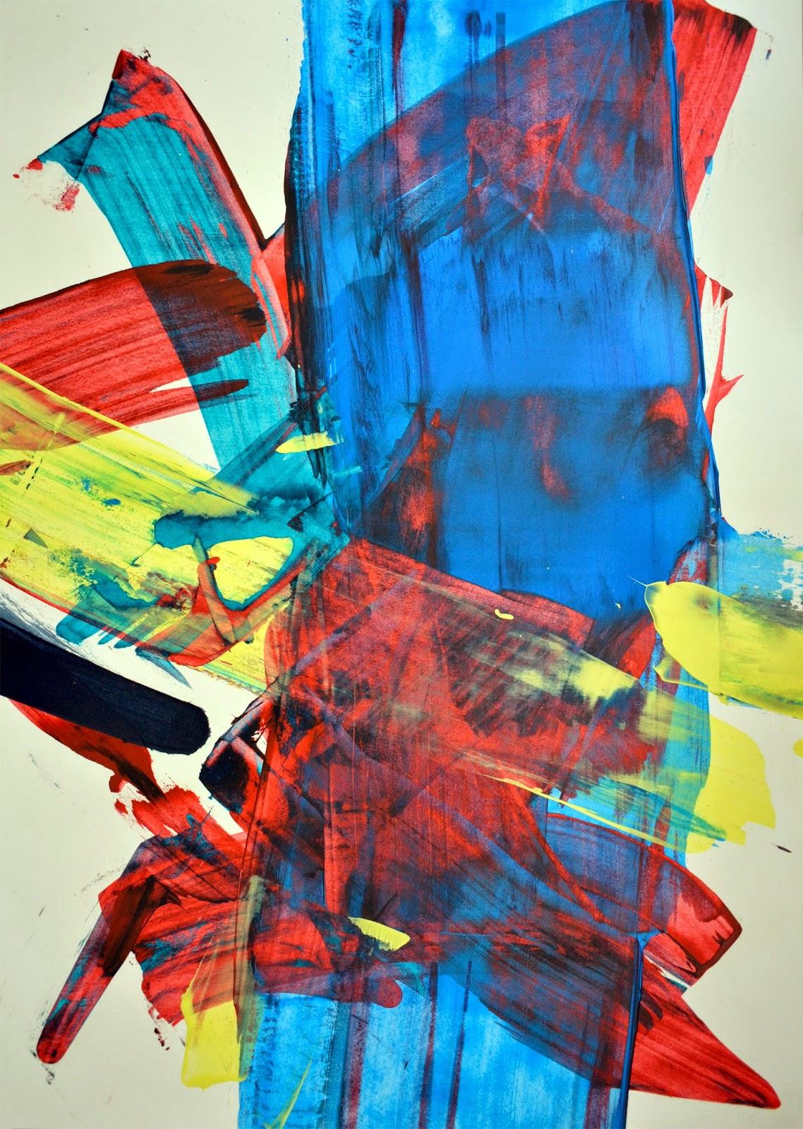 jbb artiste peintre abstraction lyrique
