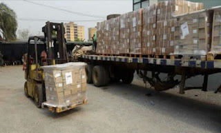 INEC Returns Sensitive Electoral Materials To Awka CBN