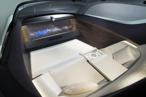 Rolls-Royce Vision Next 100 Interiors