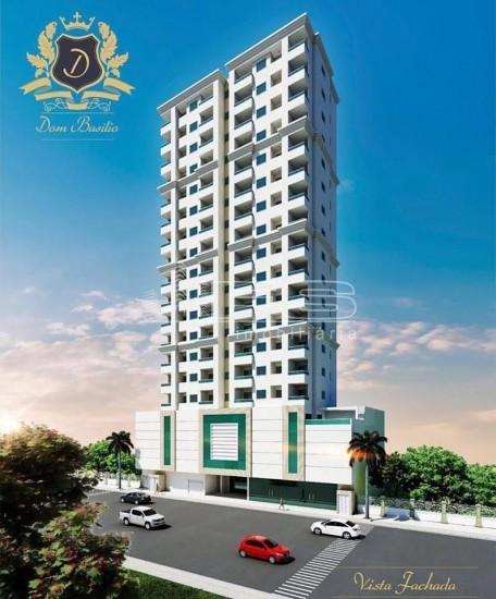 V1762 - Dom Basílio - Apartamentos 2 dormitórios - 250 m do mar - Bairro Morretes - Itapema/SC