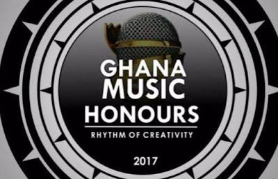 Full List Of Winners At 2017 Ghana Music Honours