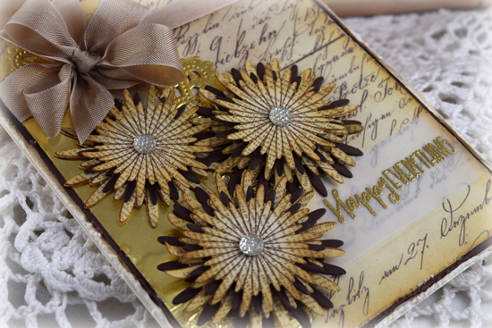 Julee Tilman | Poetic Artistry | click here to see more of Julee's Creations #vervestamps
