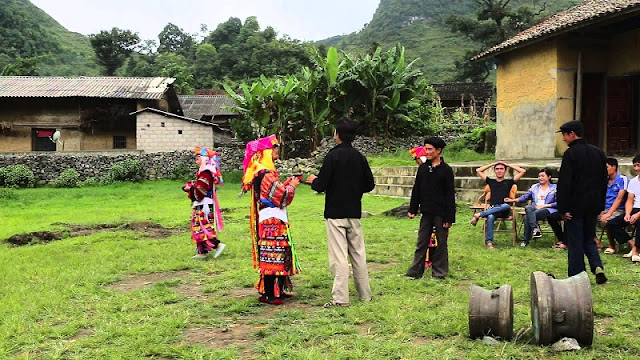 Lo Lo ethnic village of Ha Giang Province 2