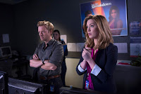 Adam Campbell and Briga Heelan in Great News (1)