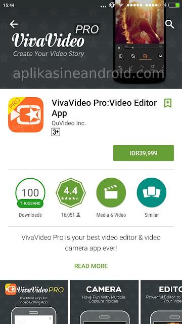 Buka Aplikasi Android yang Dibeli