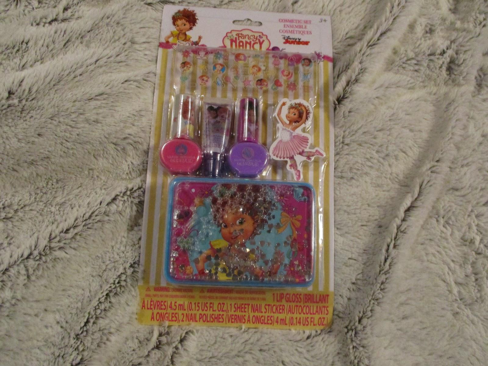 Missys Product Reviews : Townleygirl Disney Junior's Fancy Nancy