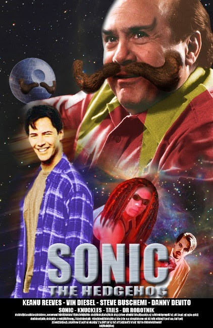 The Live Action 90s Sonic Movie Revealed The Internet Is In America