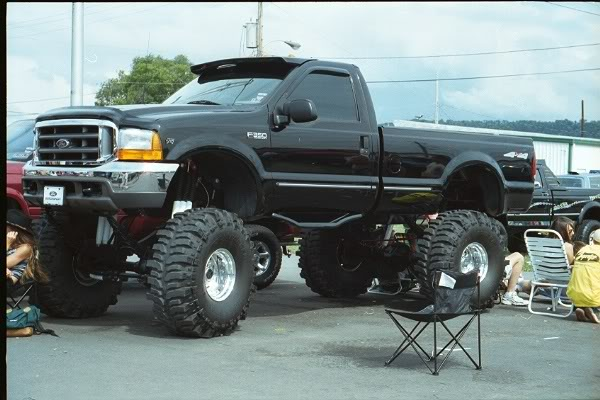 Biggest Truck Pickup Ford