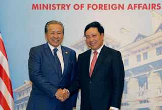 Vietnam and Malaysia eye $15 billion trade by 2020