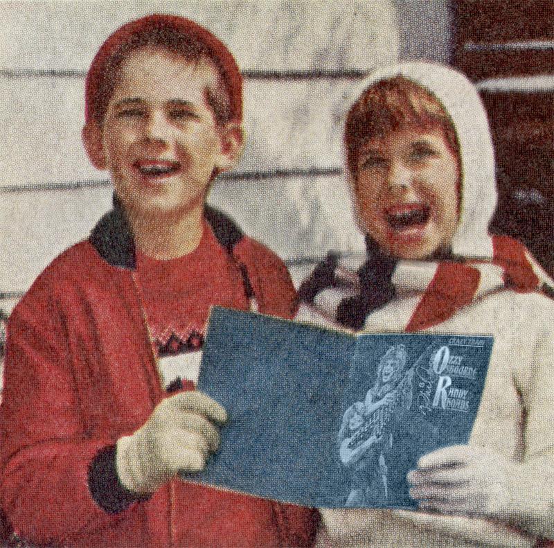 Phil Are Go!: Kodak Christmas Cards - Smoke em while you got em, Kodak.