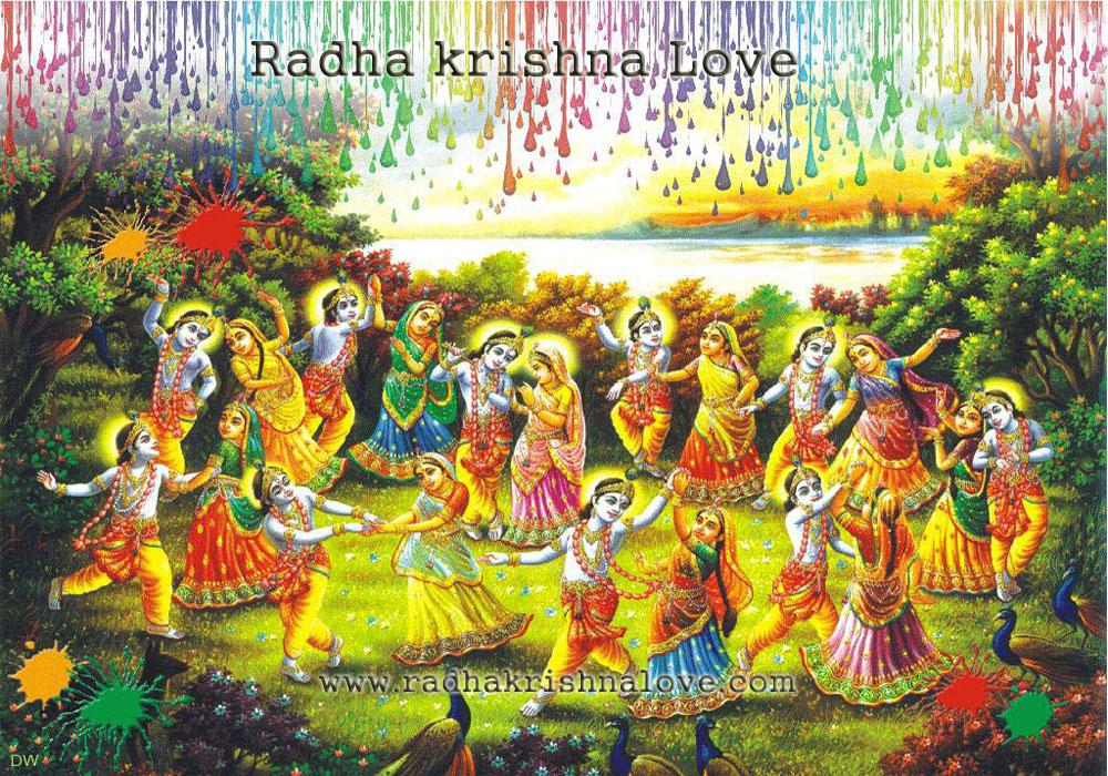 Radha Krishna Raas Leela