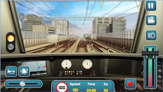 Download Train Simulator : Train Android Game