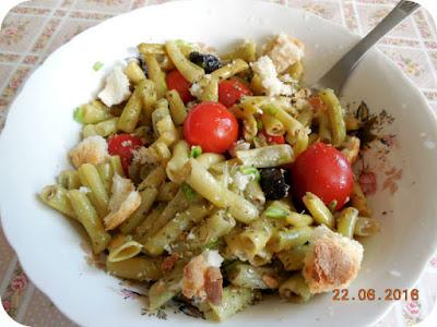 salata rece de fasole verde