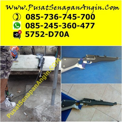 Jual Senapan Angin PCP High Power