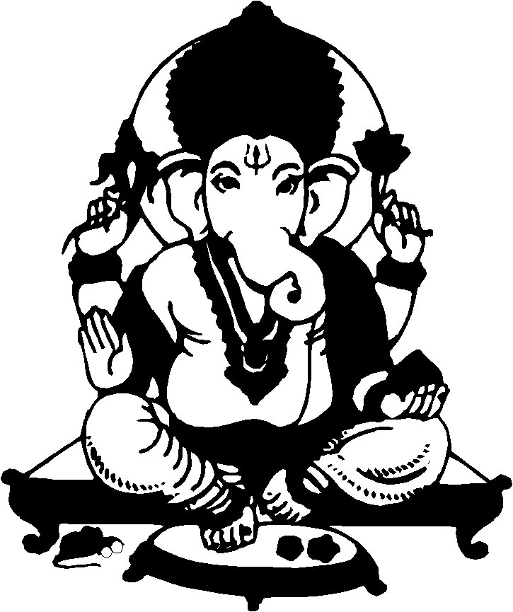 Newhindifont In Ganesh Symbol For Wedding Cards