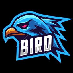 logo dream league soccer burung dara
