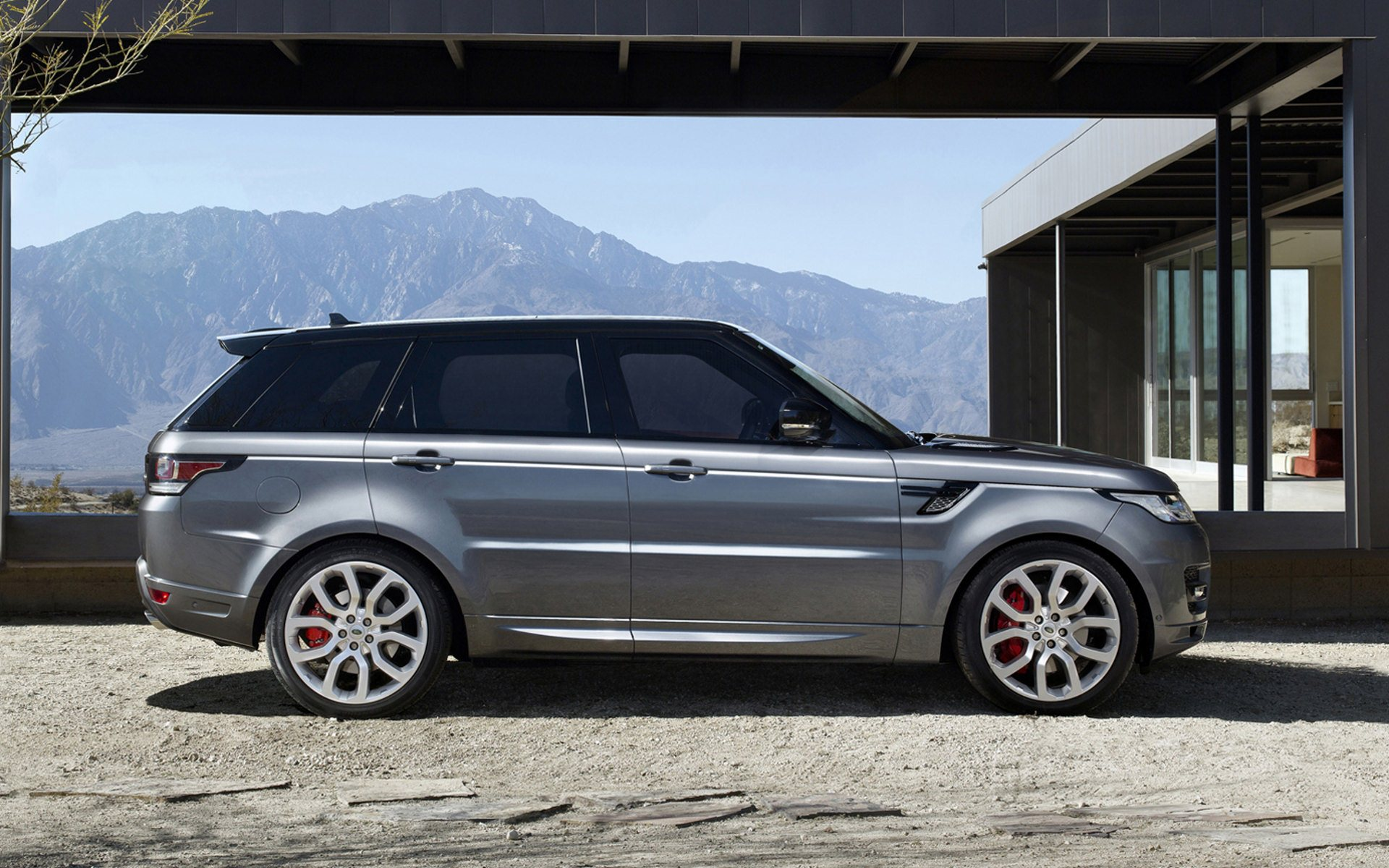 Sport Wallpaper Land Rovers: 2014 Range Rover Sport Wallpapers