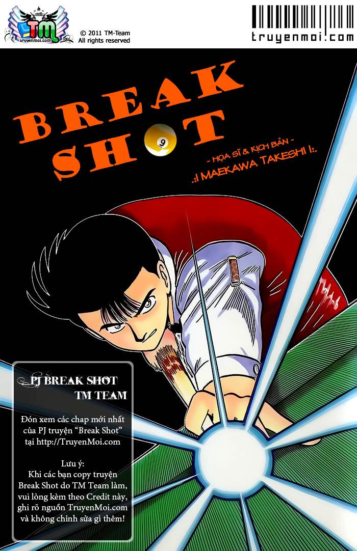 Break Shot chap 054 trang 1