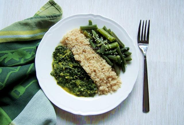 Jak smacznie przyrządzić szpinak i jarmuż na obiad?
