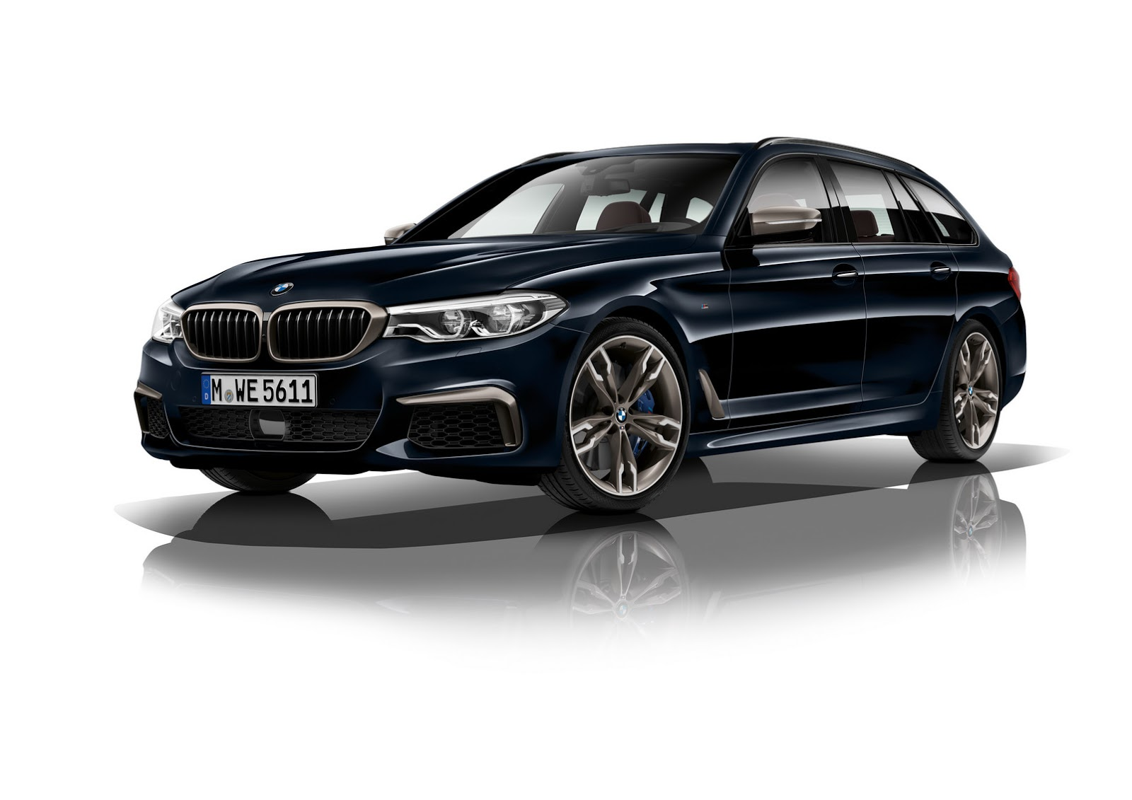 2018 bmw m550d xdrive has four yes four turbos and 400. Black Bedroom Furniture Sets. Home Design Ideas