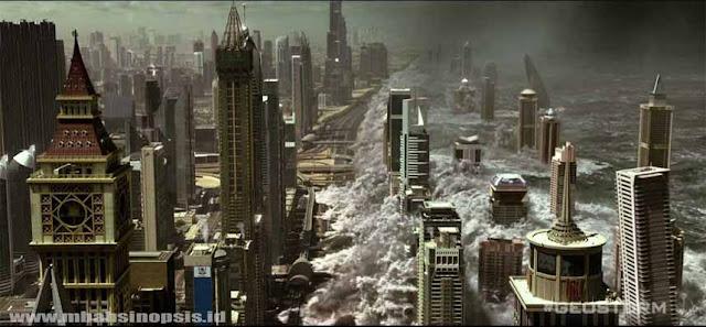 Sinopsis Film Geostorm 2017