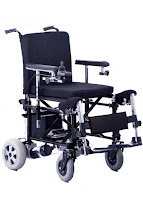 Ostrich Power Wheelchair Verve Fx