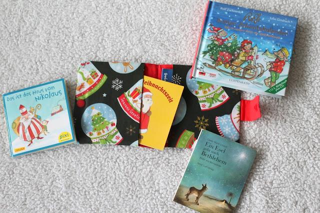 Pixi Huelle Weihnachtsbuch Buchtipp Kinder