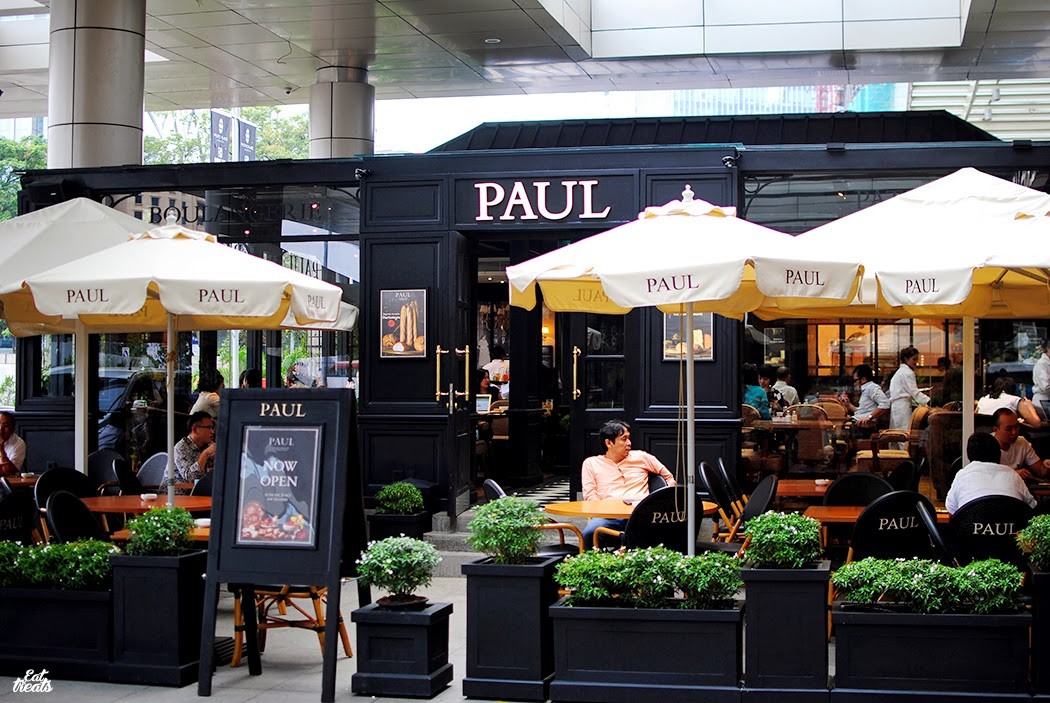 Paul Bakery and Patisserie Jakarta (Galeries Lafayette)
