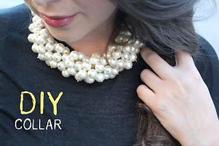 collar de perlas diy