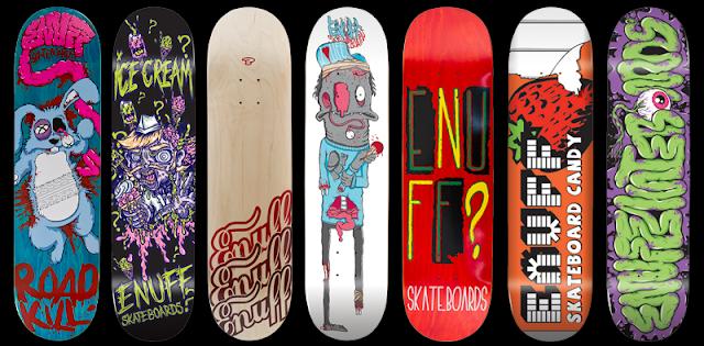 Enuff skateboards skateboard design competition - Skateboard dessin ...