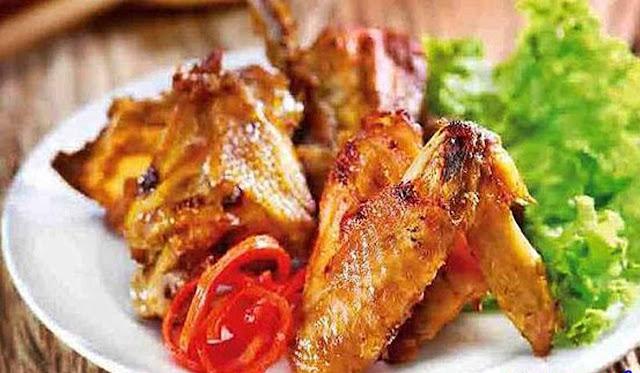 Edisi Lebaran : Resep Ayam Goreng Kalasan Asli