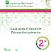 GUIA PARA EL DOCENTE. EDUCACIÓN PRIMARIA. PNCE 2°