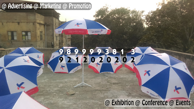 Manufacturer of Promotional Umbrella - Promotional Umbrella,  Advertising Umbrella, Promotional Folding Umbrella, Business Promotional Umbrella, Delhi, India