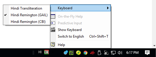 Remington Unicode Hindi Keyboard 64 bit windows 8 & windows