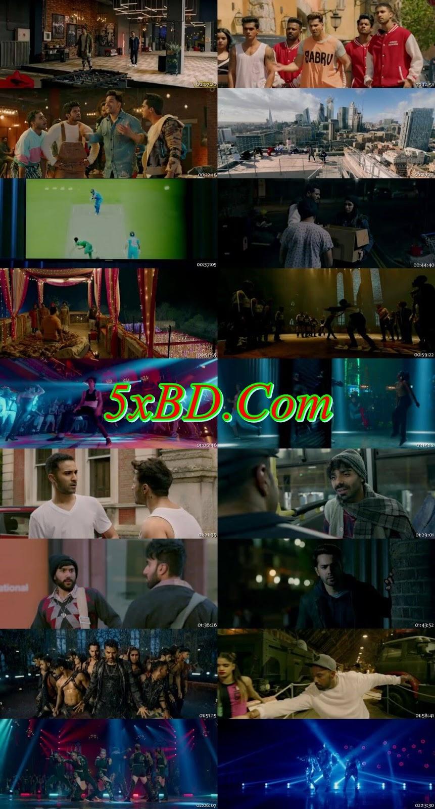 Street Dancer 3D 2020 Hindi 1080p – 720p – HEVC – 480p ORG WEB-DL ESubs