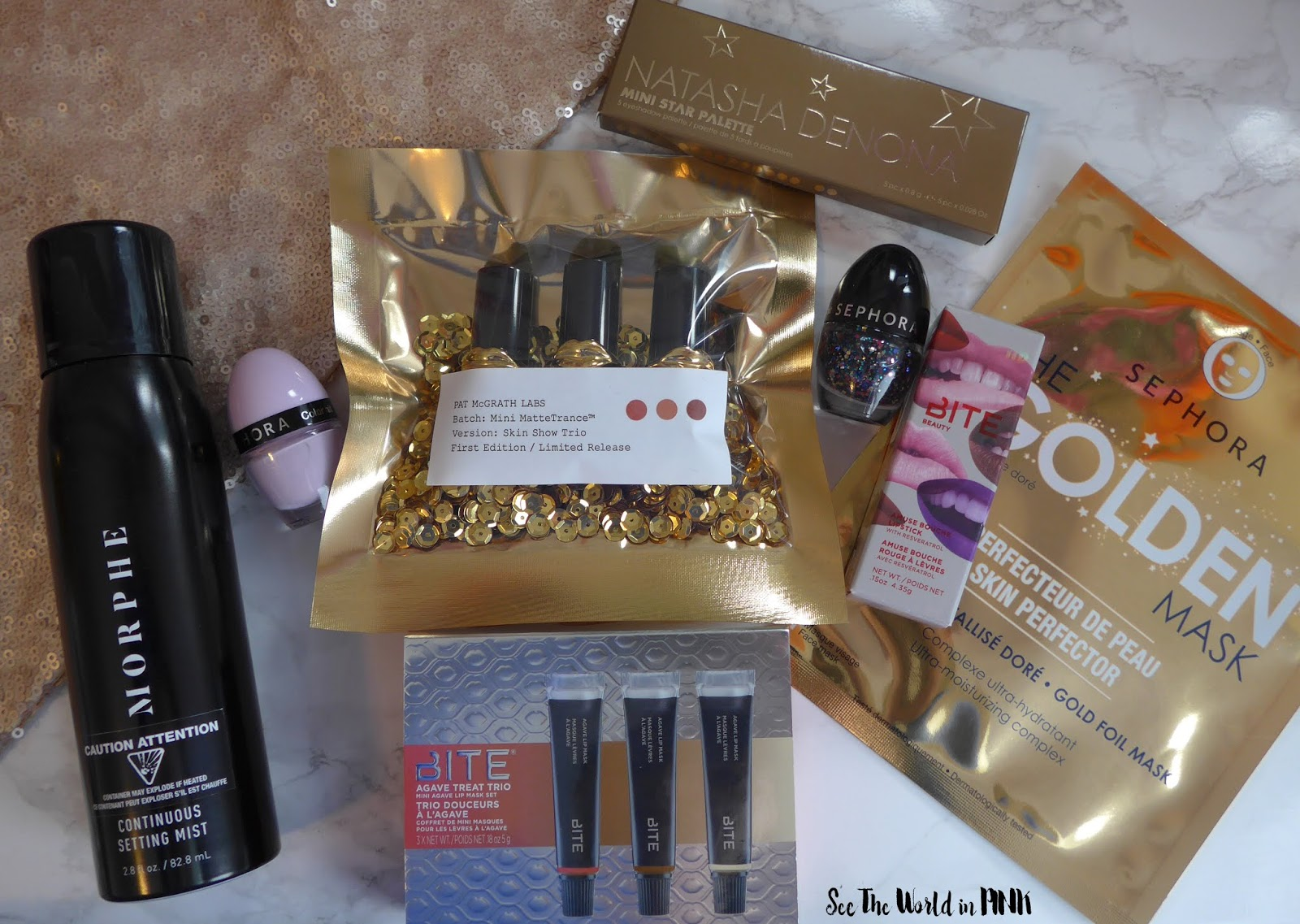Sephora VIB Rouge Sale Haul - Holiday Goodies and New Products!