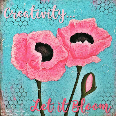 Creativity Let it Bloom