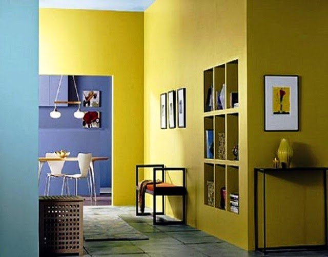 interior wall paint colors photos