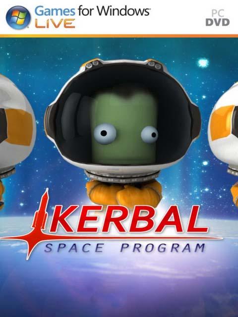 تحميل لعبة kerbal space program كاملة