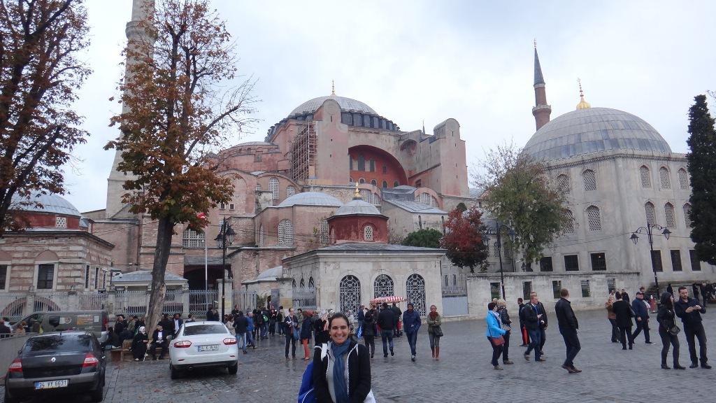 Istambul Santa Sofia